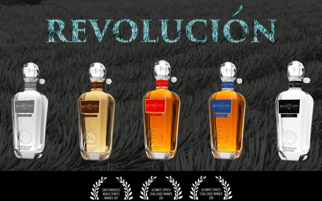 Revolución Tequila Dinner – 1.9.19